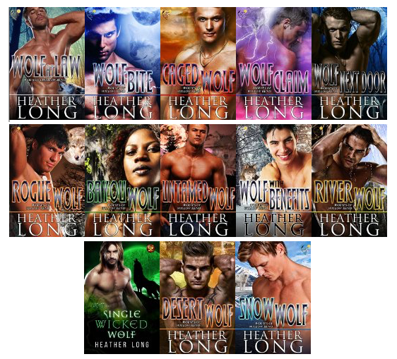 Wolves of Willow Bend Series