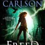 ARC Review: Freed (Phoebe Meadows #2) by Amanda Carlson ~ Giveaway