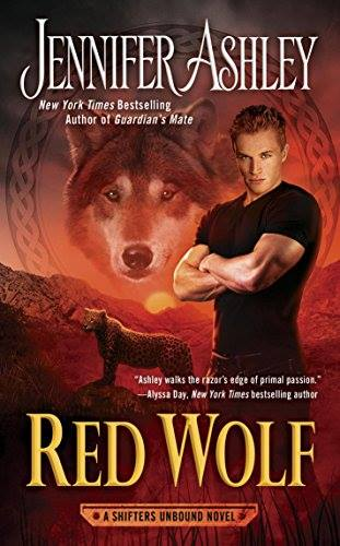 Red Wolf Book Cover