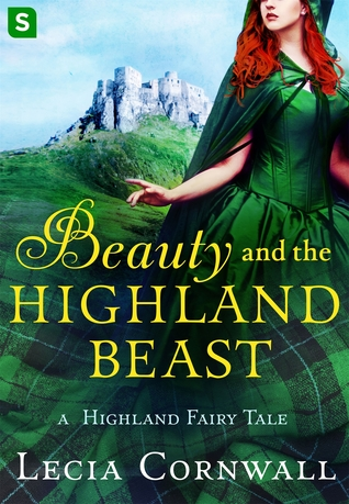 Beauty and the Highland Beast Book Cover