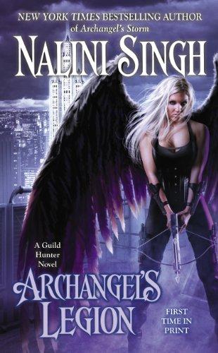 Archangel's Legion Book Cover