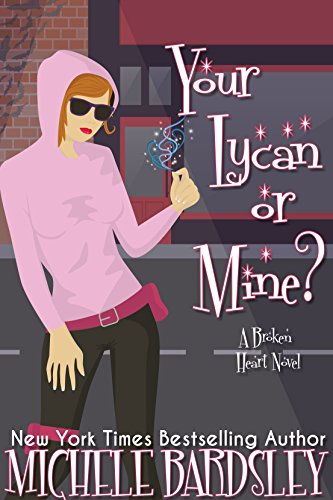 Your Lycan or Mine? Book Cover