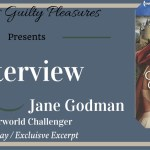 Interview: Jane Godman (Otherworld Challenger) ~ Giveaway/Exclusive Snippet