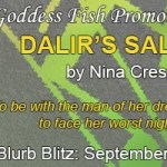 Dalir's Salvation (The Song) by Nina Crespo {Tour} ~ Excerpt