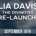 ARC Review: Forgotten Visions (The Divinities #1) by Lia Davis {Re-Launch Tour}
