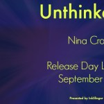 Release Day Launch: Unthinkable (Beyond Human #1) by Nina Croft ~ Giveaway/Excerpt