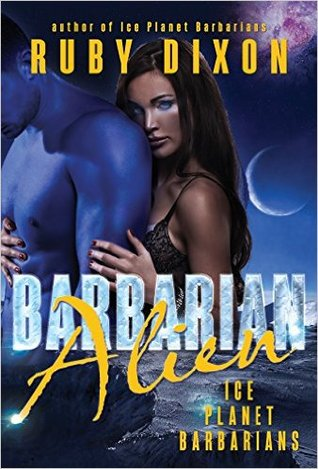 Barbarian Alien Book Cover