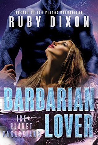 Barbarian Lover Book Cover