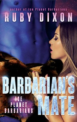 Barbarian's Mate Book Cover