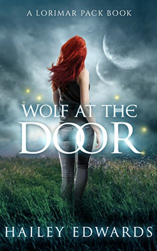 Wolf at the Door Book Cover