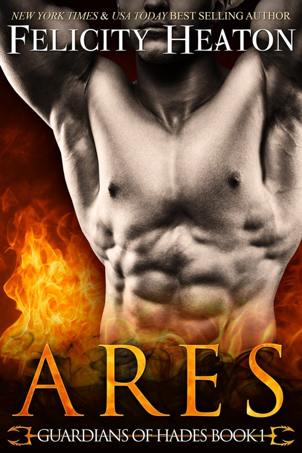 Ares Book Cover
