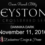 Cover Reveal: Keystone (Crossbreed #1) by Dannika Dark