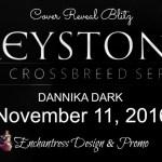 Cover Reveal: Keystone (Crossbreed #1) by Dannika Dark