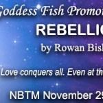 Rebellion (A Titan Romance #1) by Rowan Bishop (Tour)