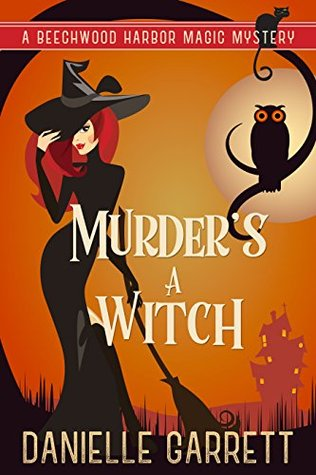 Murder's a Witch Book Cover