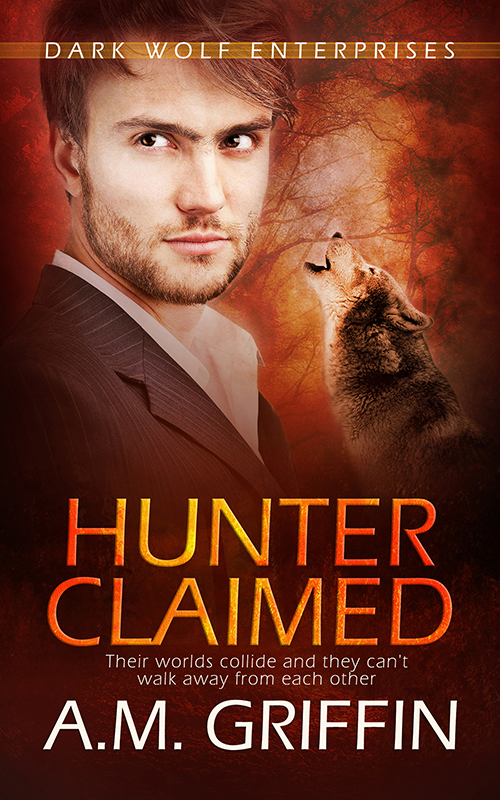 Hunter Claimed Book Cover