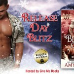 Release Day Blitz: Bear for Christmas (Kodiak Den #4) by Amy Lamont