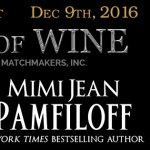 Release Blast: God of Wine (Immortal Matchmakers, Inc. #3) by Mimi Jean Pamfiloff ~ Excerpt