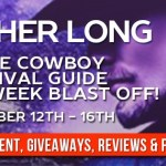 Space Cowboy Survival Guide by Heather Long (Release Week Blitz) ~ Giveaway/Excerpt