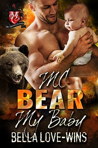 MC Bear My Baby Book Cover