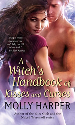 A Witch's Handbook of Kisses and Curses Book Cover