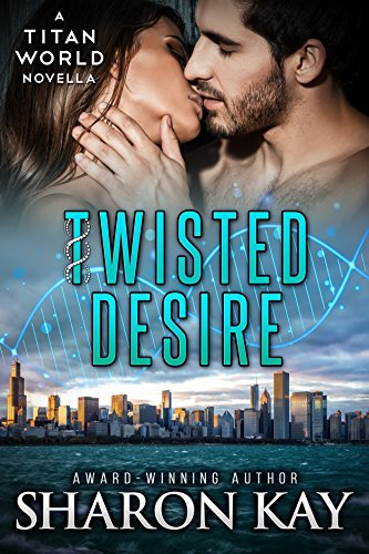 Twisted Desire Book Cover