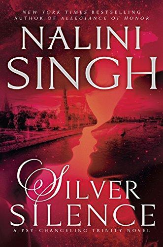 Silver Silence Book Cover