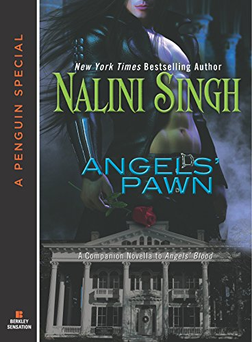 Angels' Pawn Book Cover