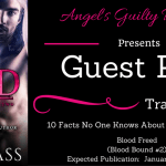 Guest Post: Traci Douglass (Blood Freed) ~ Giveaway/Excerpt