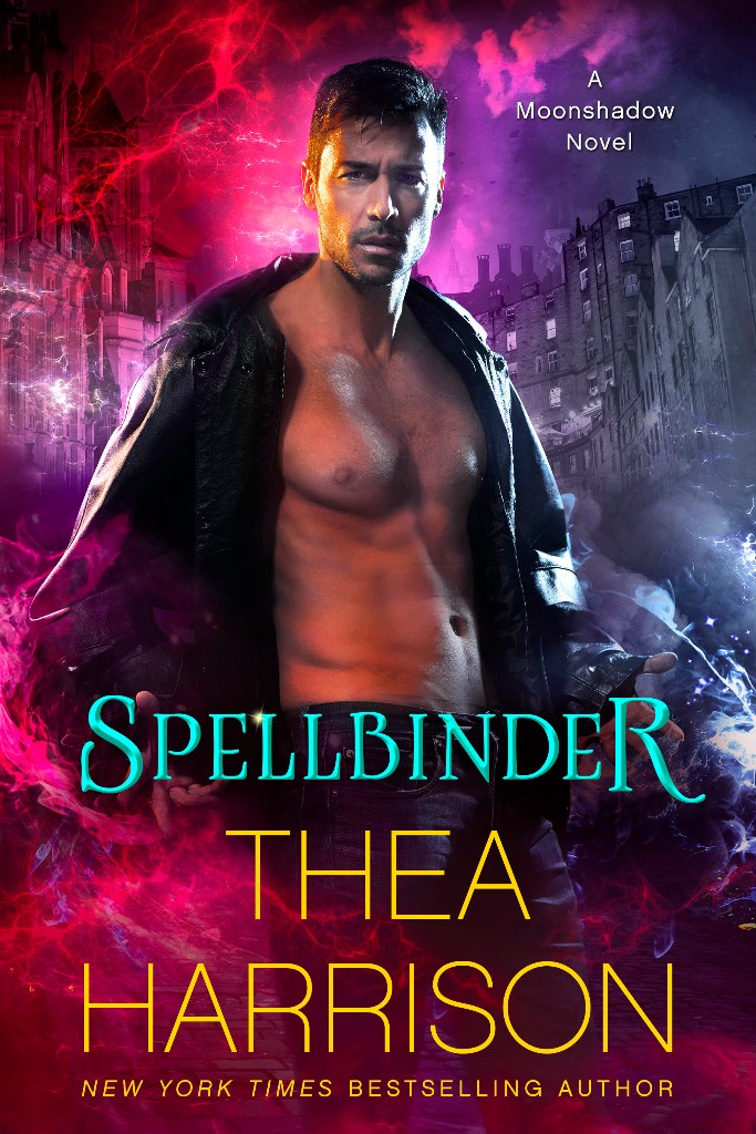 Spellbinder Book Cover