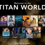 Release Day Blitz: Cristin Harber's Titan World