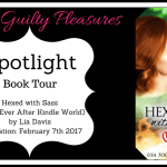Spotlight: Hexed with Sass (Sassy Ever After Kindle World) by Lia Davis