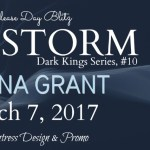 Release Day Blitz: Firestorm (Dark Kings #10) by Donna Grant ~ Giveaway/Excerpt