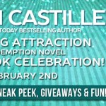 First Look: Fighting Attraction by Sarah Castille ~ Excerpt