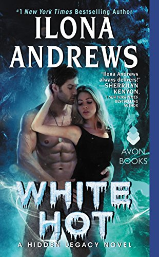 White Hot Book Cover