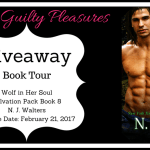 Giveaway: Wolf in her Soul (Salvation Pack #8) by N.J. Walters