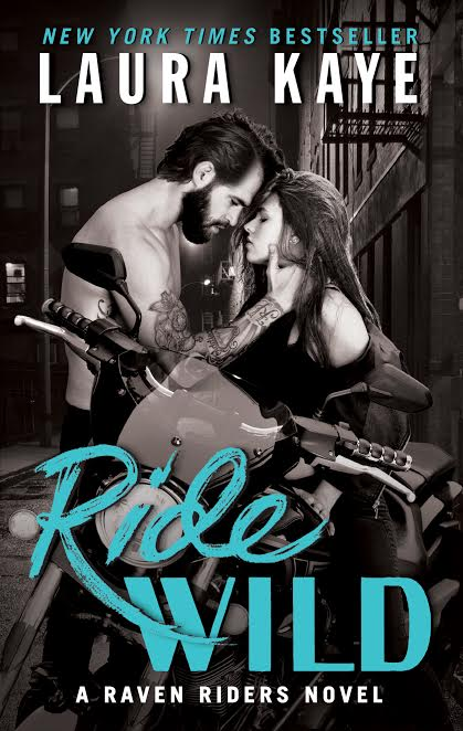 Ride Wild Book Cover