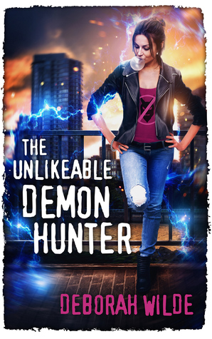 The Unlikeable Demon Hunter Book Cover