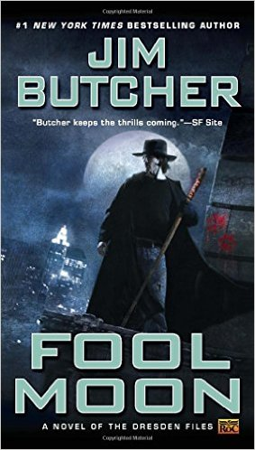 Fool Moon Book Cover