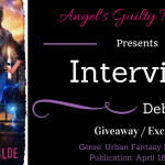 Interview: Deborah Wilde (The Unlikeable Demon Hunter) ~ Giveaway/Excerpt