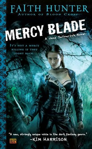 Mercy Blade Book Cover