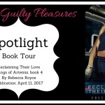 Spotlight: Reclaiming Their Love (Wings of Artemis) by Rebecca Royce