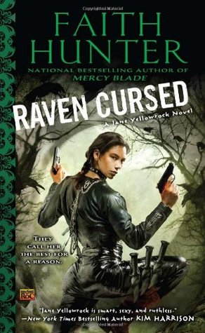 Raven Cursed Book Cover