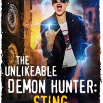 ARC Review: The Unlikeable Demon Hunter: Sting (Nava Katz #2) by Deborah Wilde