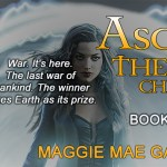 Blast: Ascended (The Cantati Chronicles) by Maggie Mae Gallagher ~ Excerpt