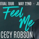 Feel Me (O'Brien Family #4) by Cecy Robson (Tour) ~ Giveaway/Excerpt