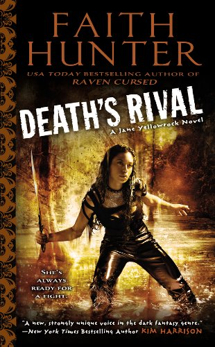 Death's Rival Book Cover