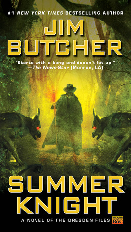 Summer Knight Book Cover