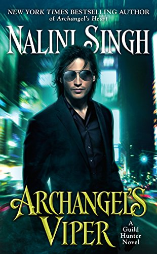 Archangel's Viper Book Cover