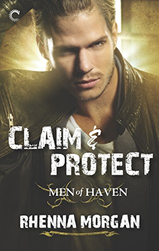 Claim & Protect Book Cover